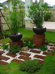 Small Backyard Design Ideas Garden Design Ideas With Pebbles