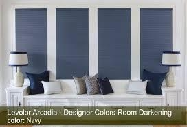 Designer Blackout Blinds Levolor Cellular Shades Levolor Accordia Designer Blackout 9 16
