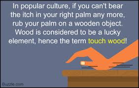 superstitions surrounding itchy palms can you believe them