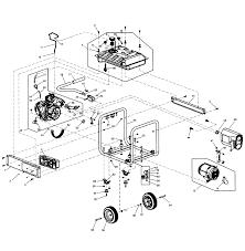 generac generator parts diagram periodic u0026 diagrams science