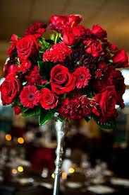 Dark Red Flower - best 25 red flower arrangements ideas on pinterest rose flower