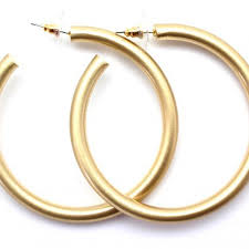 gold hoops karli buxton gold hoops ginny s