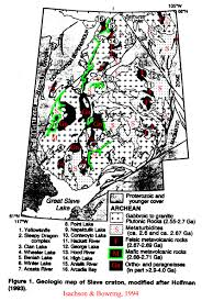geology of the archean