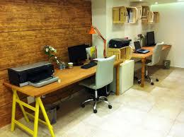 bancada com porta e cavalete dream home office pinterest