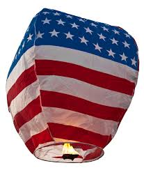 firework lantern sky lantern american flag 1pc generic fireworks spirit of 76