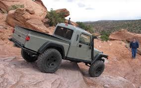 aev jeep rear bumper aev jeep brute double cab hemi first drive motor trend