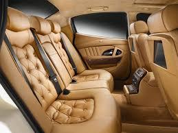 maserati levante interior back seat 2008 maserati quattroporte u201ccollezione cento u201d sumptuous interior
