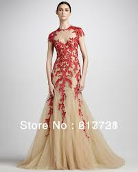 2013 elie saab dresses for sale designer applique - Designer Dresses Sale