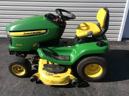 john deere x320 riding lawn mower tractor for sale youtube
