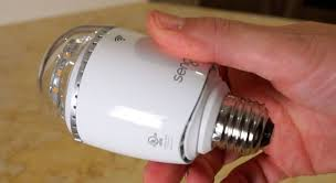 these smart light bulbs play music boost your wi fi signal and