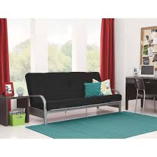 futon loft bed over futon black metal futon bunk bed twin over