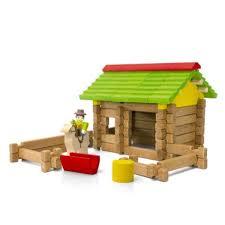 construire son chalet en bois mon premier chalet en bois 64 pièces u2013 la grande récré vente de