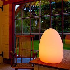 small led lights with remote cordless rgb led egg l super power lights co ltd
