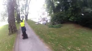 Kurpark Bad Oeynhausen Auf Segway Durch Kurpark Bad Oeynhausen Youtube