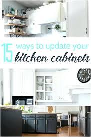 diy update kitchen cabinet doors diy update kitchen cabinets update oak kitchen cabinets without