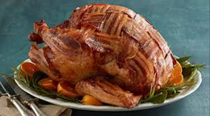 bacon wrapped turkey with chipotle and orange recipe