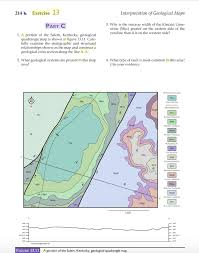 Salem Massachusetts Map by A Portion Of The Salem Kentucky Geological Quadr Chegg Com