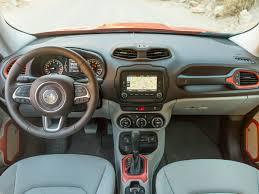 jeep renegade blue interior 2016 jeep renegade latitude long term update exterior design
