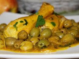 recette de cuisine marocaine en poulet aux olives cuisine marocaine projets à essayer