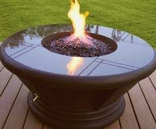 Outdoor Propane Firepit Propane Pits Outdoor Firepit Tables Fireplaces Guide