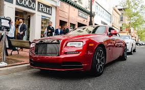 cars rolls royce 2017 first drive 2017 rolls royce wraith black badge