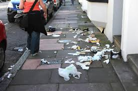 uk littering fine fixed penalty notices