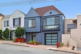 Pictures Of Stucco Homes by Sunset District House Hides A Surprise Behind Modest Facade