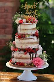 dekoration f r hochzeitstorten obst deko zur hochzeit diy ideen für deko kuchen und