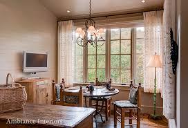 asheville interior design window treatmants ambiance interiors