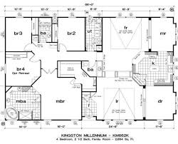 triple wide mobile homes floor plans floor plan for a modular home triple wide mobile homes plans delux
