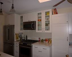 kitchen cabinets without crown molding no crown molding