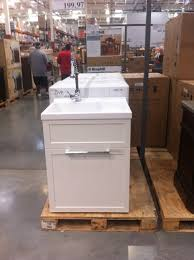 Costco Bathroom Vanities Canada by Can I Use A Utility Sink In Basement Bathroom