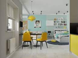 Small  Beautiful Apartments Under  Square Meters - Beautiful apartments design
