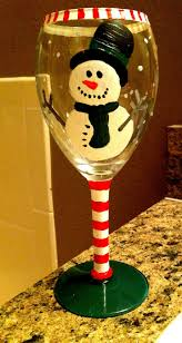 158 best wine glasses for fun images on pinterest decorated