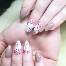 35 flower designs for nails nail designs awesome flower nail