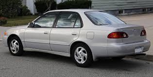 toyota corolla 2001 sedan 2001 toyota corolla strongauto