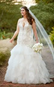 plus size wedding dresses with pockets wedding dresses gallery essense of australia