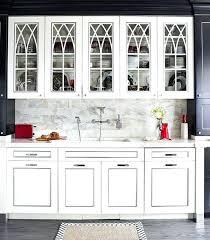 Glass Door Kitchen Wall Cabinet Kitchen Glass Wall Cabinet Wheelracer Info