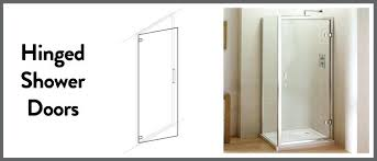 Shower Door Stop Different Types Of Doors Hinged Shower Doors Door Stop Types