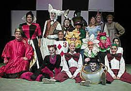 children u0027s theatre play script alice wonderland