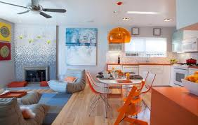 colorful interior decoration ideas for a lovely home