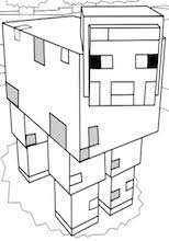 coloring pages minecraft pig pig and sheep minecraft coloring pages free printable minecraft