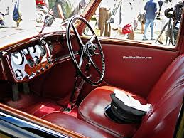 rolls royce vintage interior 1934 rolls royce streamline saloon at pebble beach mind over motor