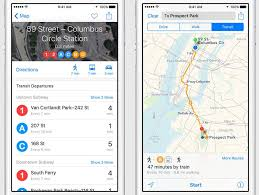 apple maps it s official apple maps will have transit directions in ios 9
