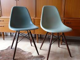Eames Fiberglass Rocking Chair Eames Fiberglass Chair Original Bedroom And Living Room Image