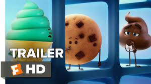 Dutch Flag Emoji The Emoji Movie Official Trailer Teaser 2017 T J Miller