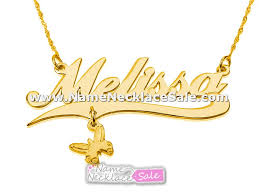 name necklace sale announces 40 discount coupon and a weekly draw