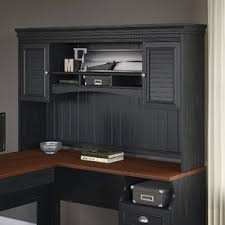 Kitchen Hutch With Desk L Shaped Desks Joss U0026 Main