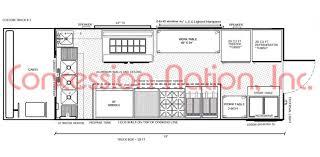 custom floor plans floor plan food truck design food truck kitchen design