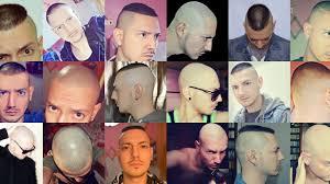haircut one year story skin fade bald high u0026 tight youtube